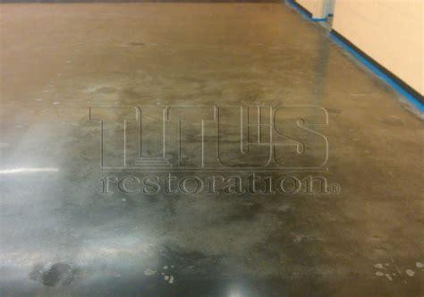 Concrete Discoloration