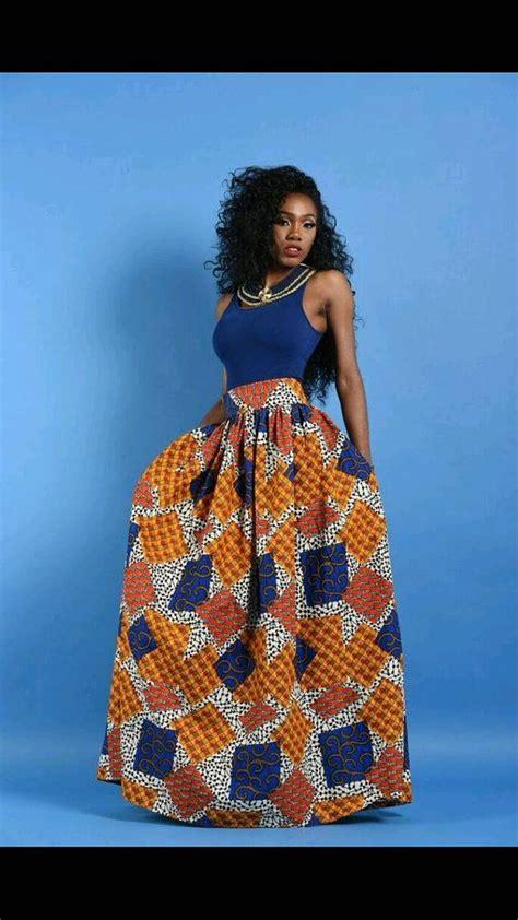african attire skirt 25 best ideas about african print skirt on pinterest