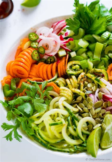 Whole Foods Detox Salad Benefits by Celery Detox Salad With Cucumber And Zucchini Recipe