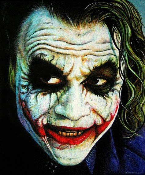 joker painting paintings archives trevmurphy