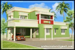 simple kerala house elevation at 1879 sq ft