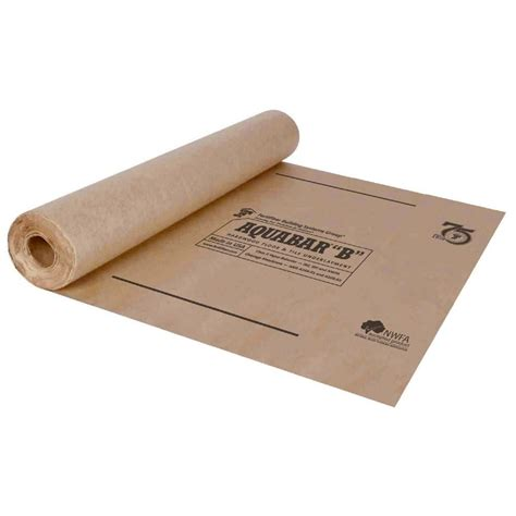 fortifiber 500 sq ft aquabar quot b quot tile underlayment roll 70 195 the home depot