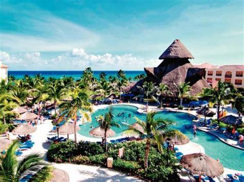 sandos playacar beach resort mexico pinterest cancun