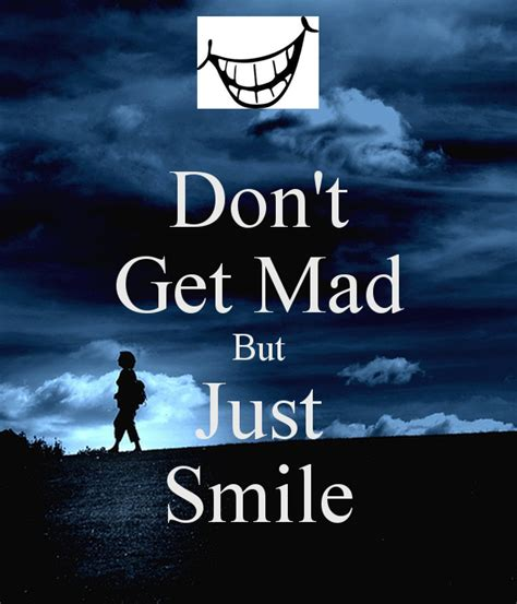 Don T Get A Mba by Don T Get Mad But Just Smile Poster Angahxd Keep Calm