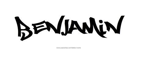 tattoo design ideas for names benjamin name designs