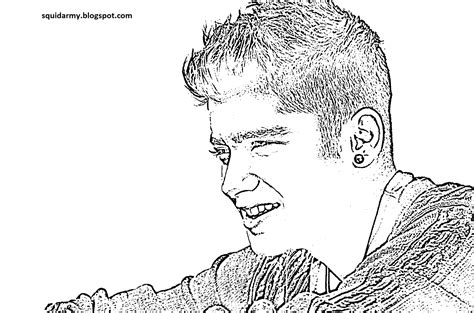 coloring pages free one direction one direction coloring pages malik squid army