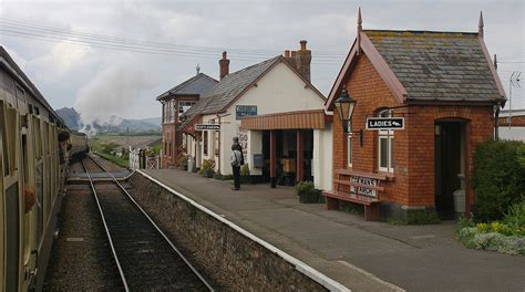 blue station blue anchor railway station