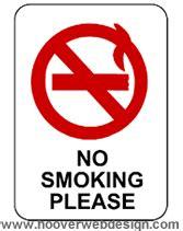 printable images of no smoking signs free printable no smoking temporary signage