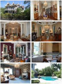 New Orleans Style Floor Plans sandra bullock amp baby move into a new orleans victorian
