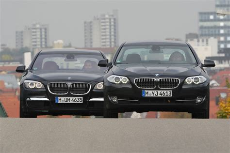 bmw 5 or 7 series new bmw 5 series and 7 series quot one sausage different