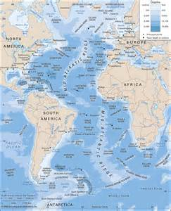 us map oceans arctic map atlantic map indian map