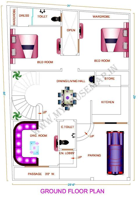 house layout map indian house map drawing www pixshark com images