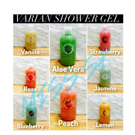 jual a shop shower gel scrub by yesnow supplier