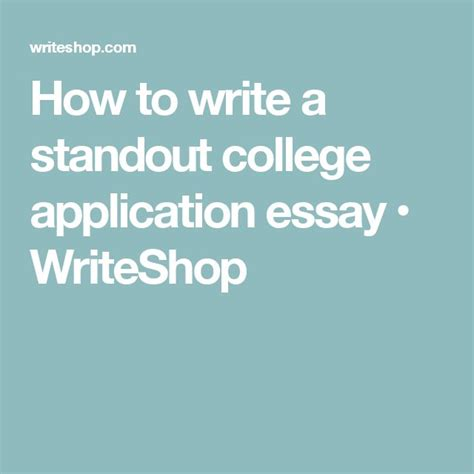 How To Write A Great College Application Essay by Best 25 College Application Ideas On College Planning Colleges And School