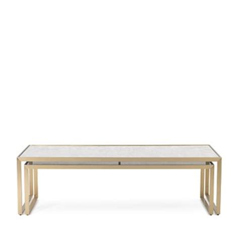 Mitchell Gold Coffee Table Mitchell Gold Bob Williams Astor Nesting Coffee Tables Bloomingdale S