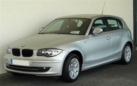 Bmw 1er Facelift E87 by 2004 Bmw 116i E87 Related Infomation Specifications