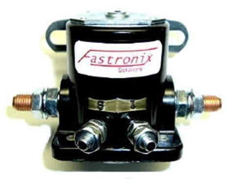 fastronix solutions 201 105 starter solenoid ebay