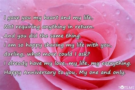 Wedding Anniversary Quotes For Husband With Images by Anniversary Wishes For Husband Quotes Messages Images