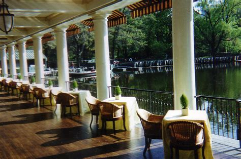 boat house restaurant central park le bon plan romantique avec le restaurant the central park boathouse