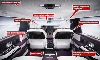 Rolls Royce Shares Forecast Rolls Royce Phantom Promises To Be World S Most Silent Car