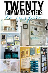 Ideas For Kitchen Pantry 20 command center ideas to inspire unoriginal mom