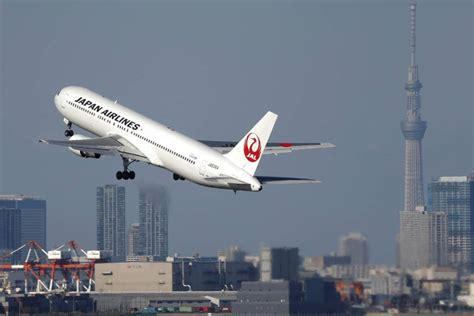 jal to launch seven new haneda flights the japan times