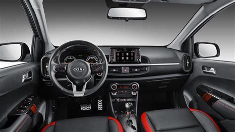 Interior Kia Picanto 2017 Kia Morning 2017 Kia Picanto Interior Indian