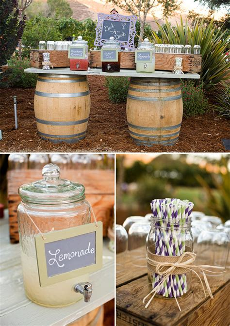 backyard wedding centerpiece ideas fascinating rustic outdoor wedding decoration ideas 65 for your wedding table