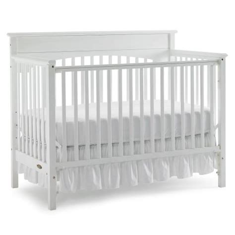 Cheap White Cribs black friday graco 4 in 1 convertible classic crib