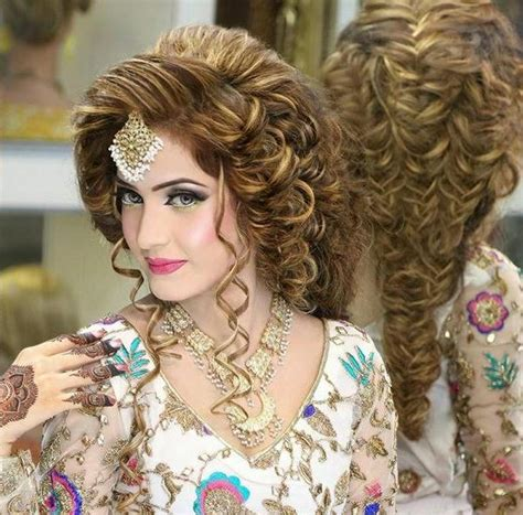 hairstyles kashees brides cosmetics makeup and hairstyle 2017 by kashees