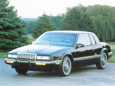1992 buick riviera pricing ratings reviews kelley blue book