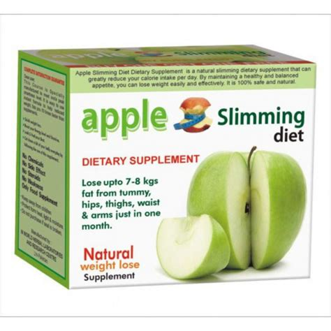 apple diet buy apple slimming diet online in pakistan getnow pk