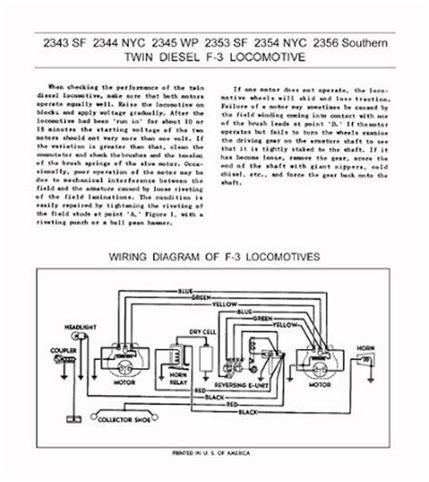 lionel 736 wiring diagram 25 wiring diagram images