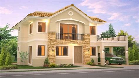 new model house design in philippines