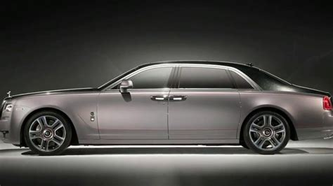 rolls royce ghost is painted with actual diamonds the