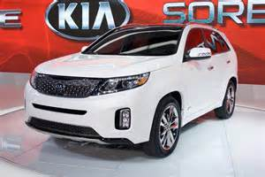 Kia Sorento Sxl 2014 2014 Kia Sorento Sxl Top Auto Magazine
