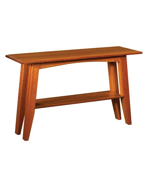 furniture sofa table albany sofa table amish direct furniture