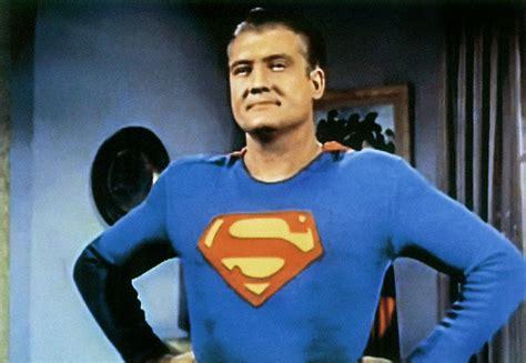 Superman Original Superman 5 superman 12 actors who played the of steel on tv