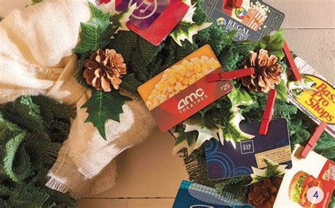 Gift Card Tree Ideas For Christmas - the best gift card tree and gift card wreaths ever gcg