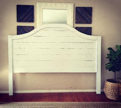 White Wood Headboard White Wood Headboards Iemg Info