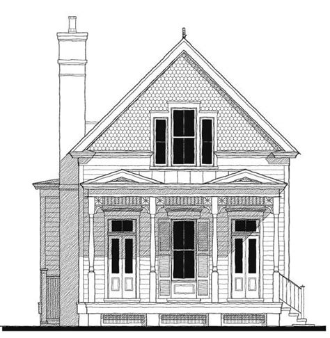 house plans historic historic southern house plan 73736