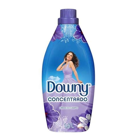 Downy 1 5l amaciante concentrado downy 1 5l l 205 rios do co unit