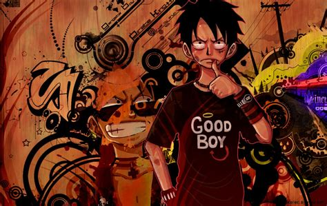 wallpaper animasi one piece one piece luffy wallpaper hd wallpapers collection