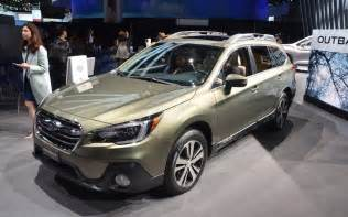 Subaru Outbacks 2018 Subaru Outback Subtle Changes The Car Guide