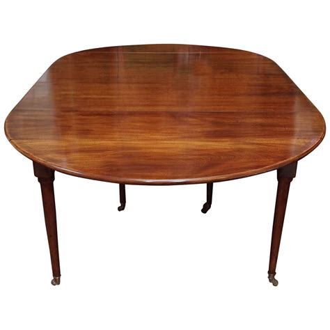 18th century directoire dining table at 1stdibs