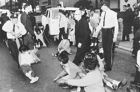 civil rights movement police brutality the progressive influence police brutality