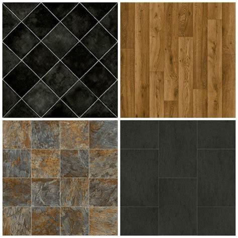 Cheap Vinyl Plank Flooring Cheap Vinyl Flooring Brand New Lino 4m Wide Non Slip Free Delivery Wood Tile Ebay