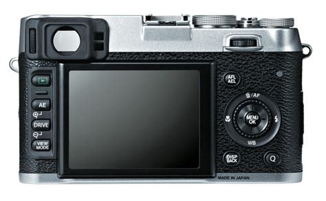 New Fujifilm X100s And X20 Showcase Company S New Sensor