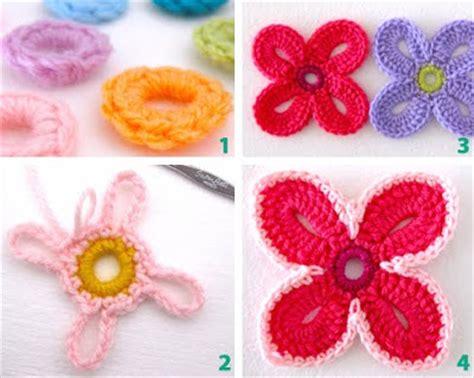 crochet pattern hawaiian flowers wonderful diy crochet hawaiian flower with free pattern