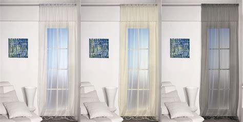 organza vorhang organza vorhang quot transparent quot gr 246 223 e 140x245 cm in wei 223